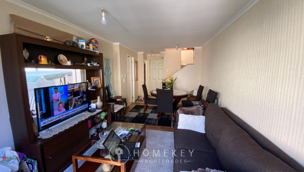 casa en venta lomas de san andres - las terrazas de lomas de san andres - home key propiedades - corredora de propiedades en concepcion