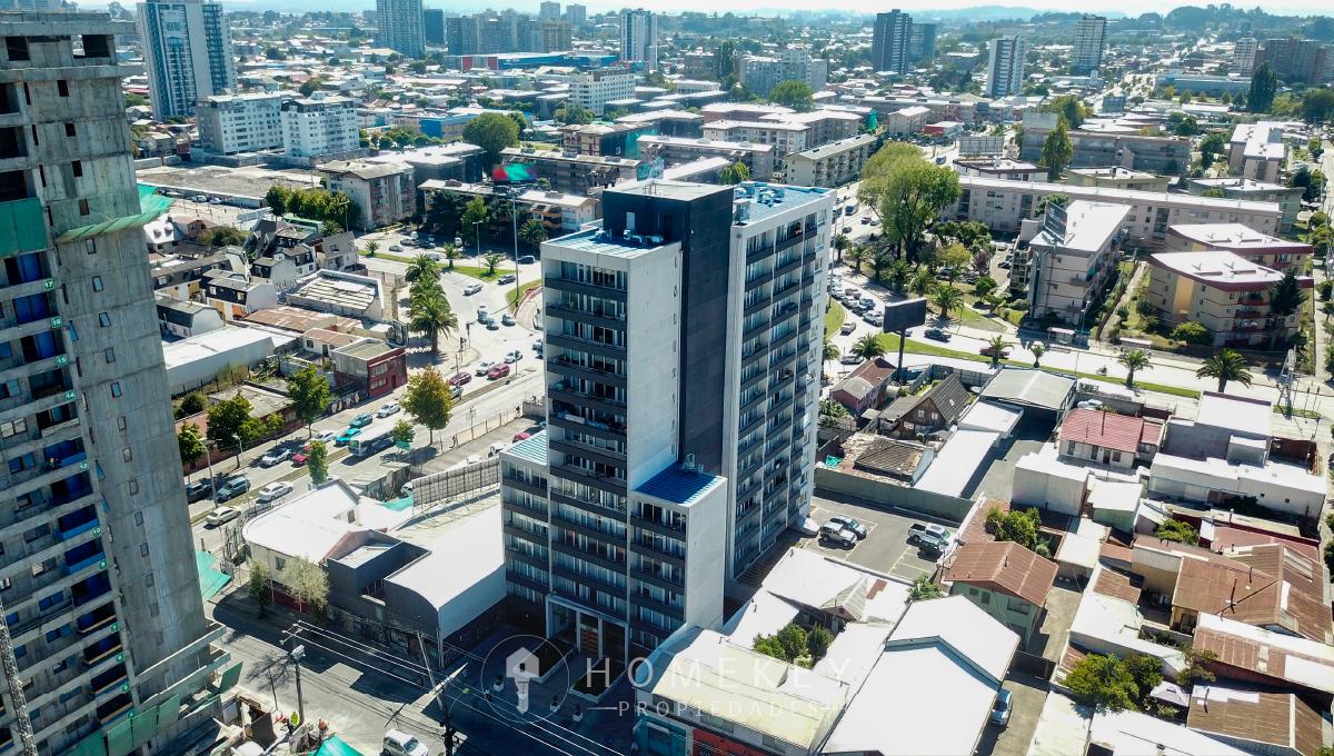 Departamento Concepcion Centro - corredora de propiedades en concepcion - home key propiedades (12)